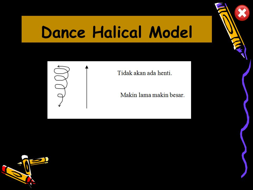 Dance Halical Model 10/10/2012