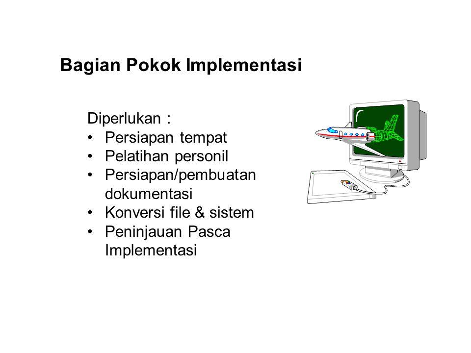 Bagian Pokok Implementasi