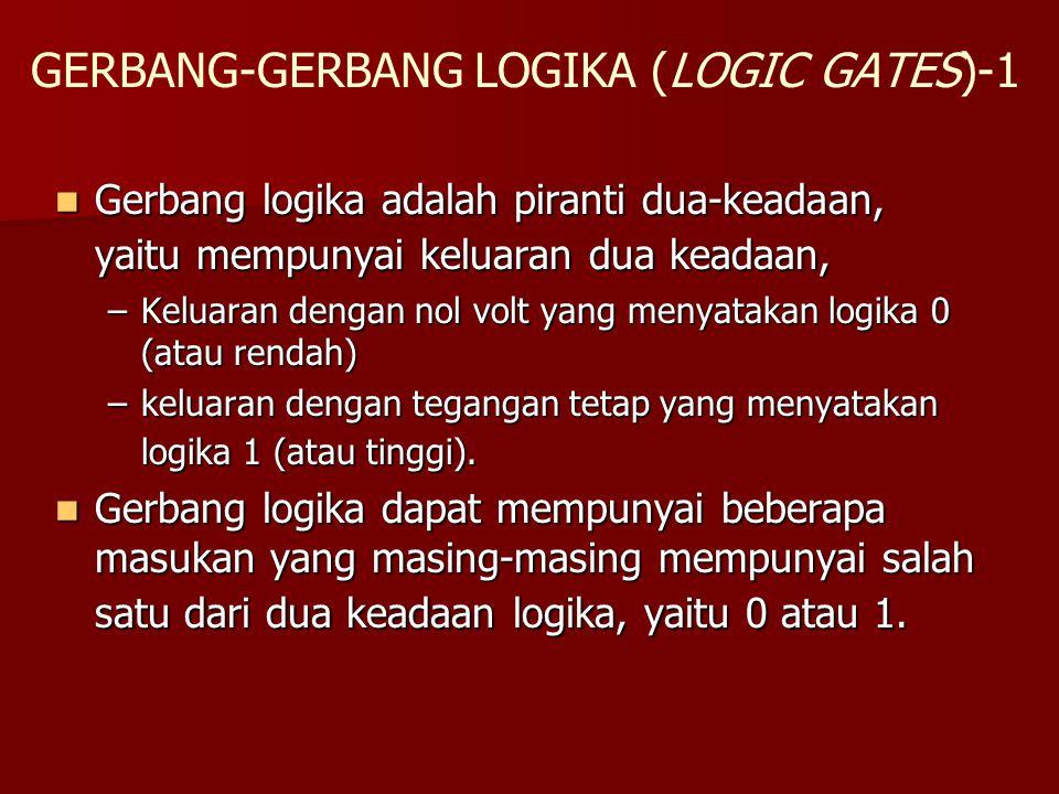 GERBANG-GERBANG LOGIKA (LOGIC GATES)-1
