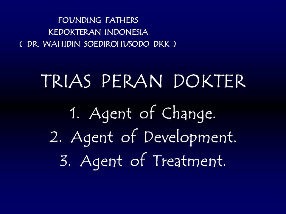 ( DR. WAHIDIN SOEDIROHUSODO DKK )