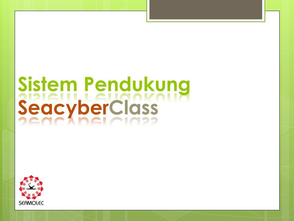 Sistem Pendukung SeacyberClass