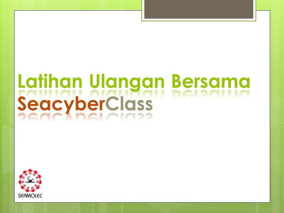 Latihan Ulangan Bersama SeacyberClass