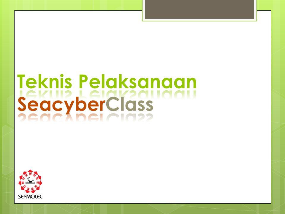 Teknis Pelaksanaan SeacyberClass