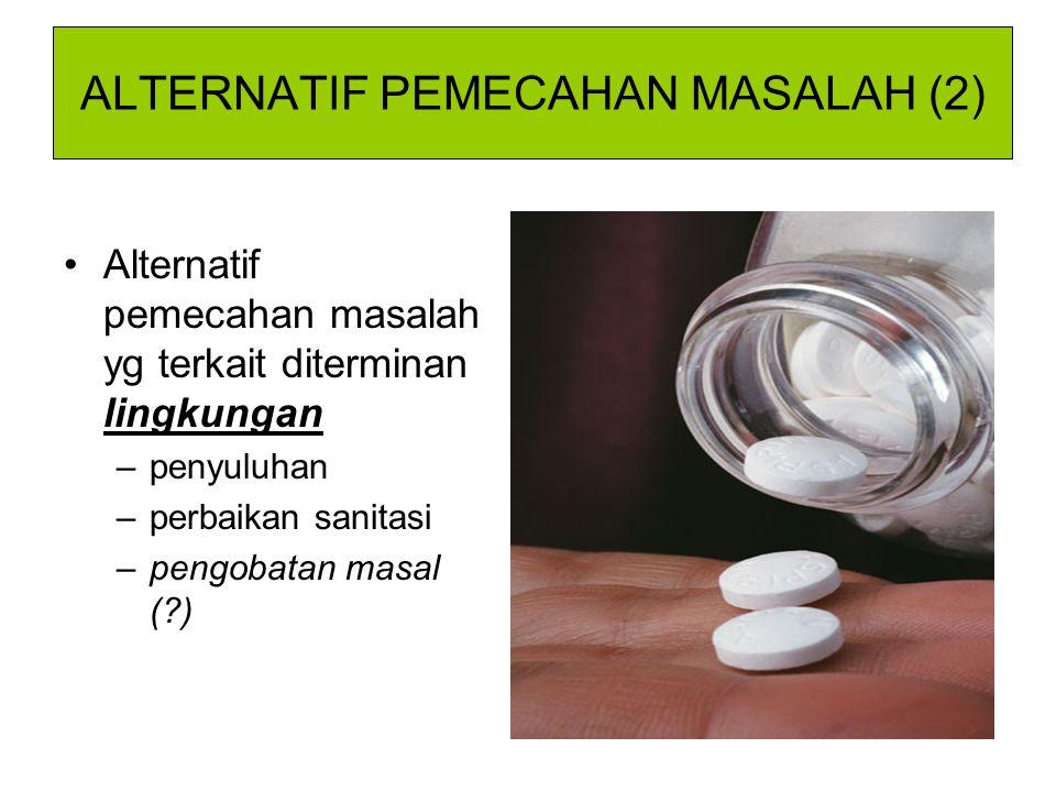 ALTERNATIF PEMECAHAN MASALAH (2)