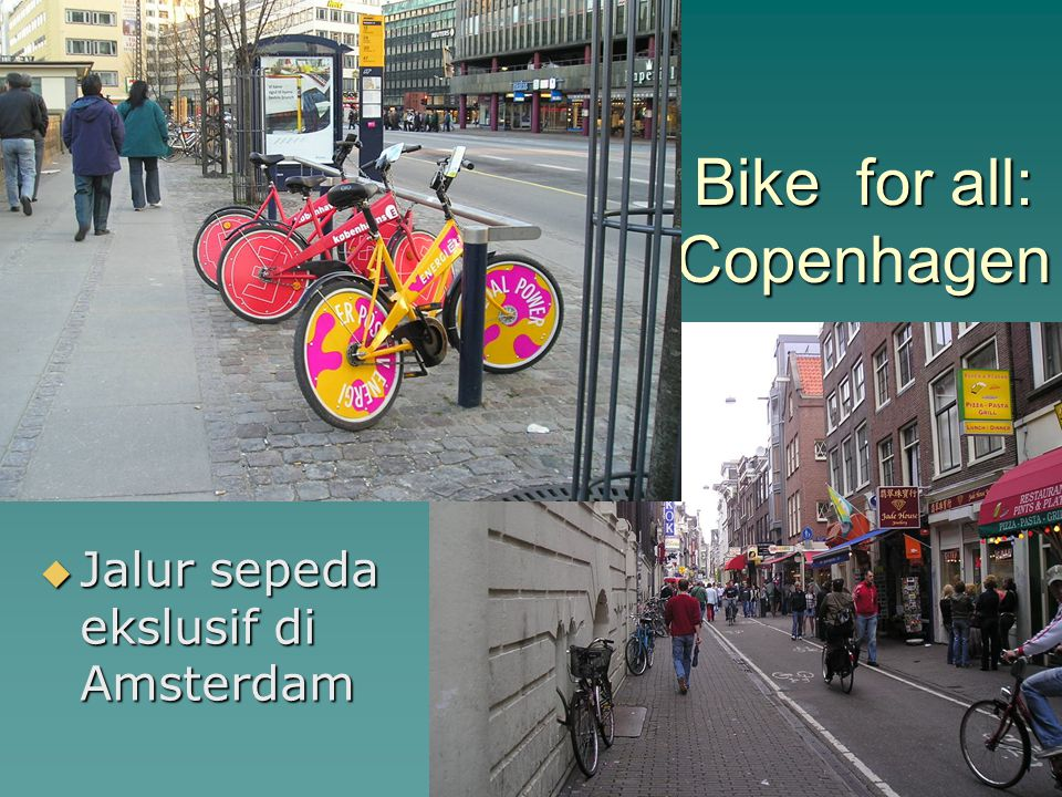 Bike for all: Copenhagen