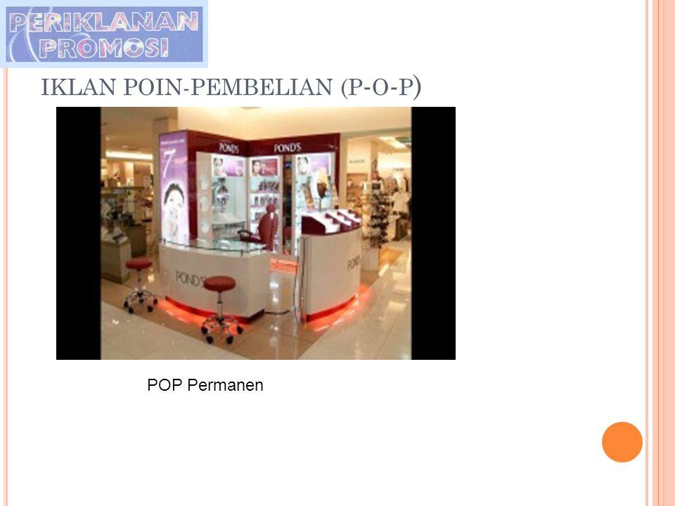 IKLAN POIN-PEMBELIAN (p-o-p)