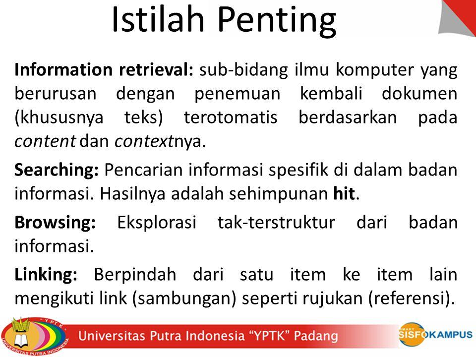 Istilah Penting