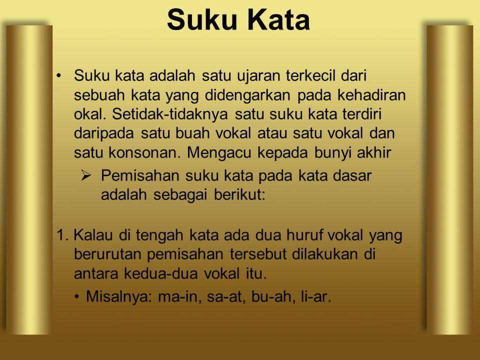 Suku Kata