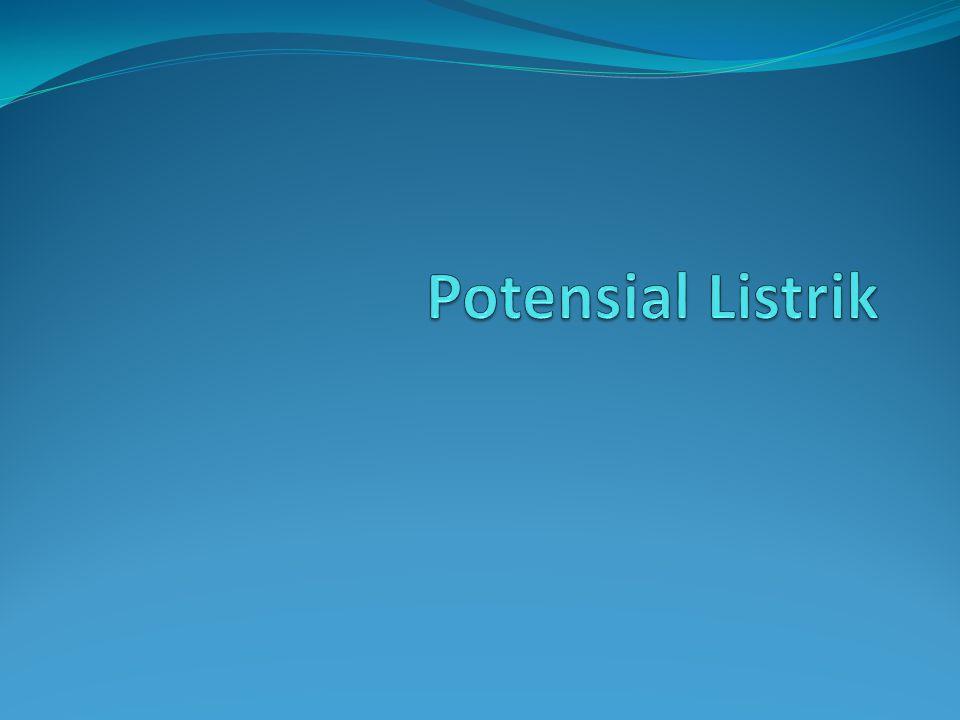 Potensial Listrik