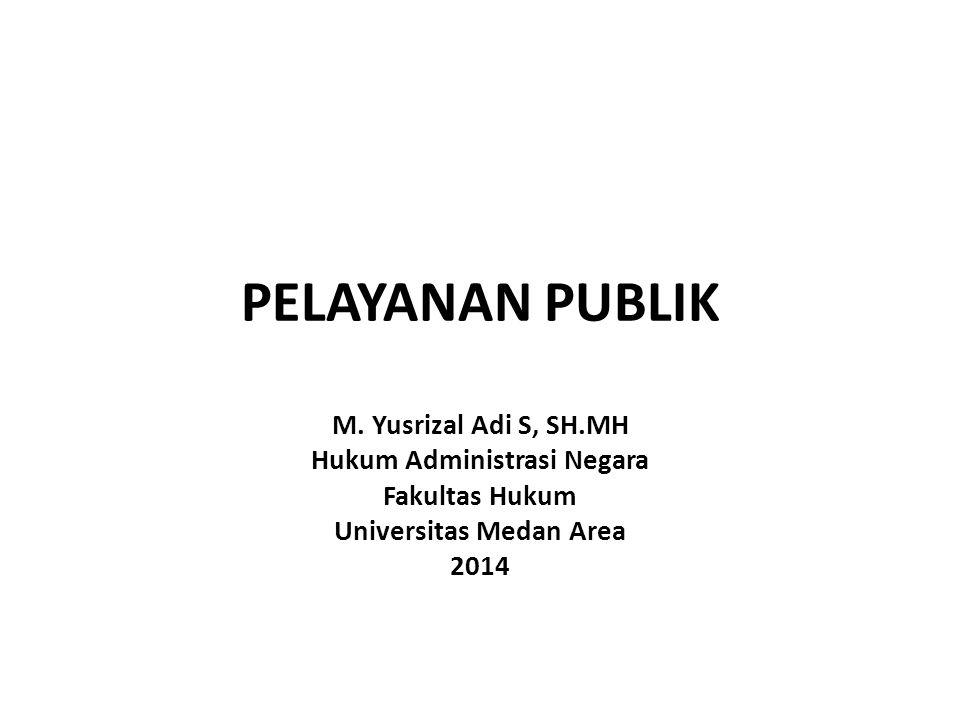 Hukum Administrasi Negara Universitas Medan Area
