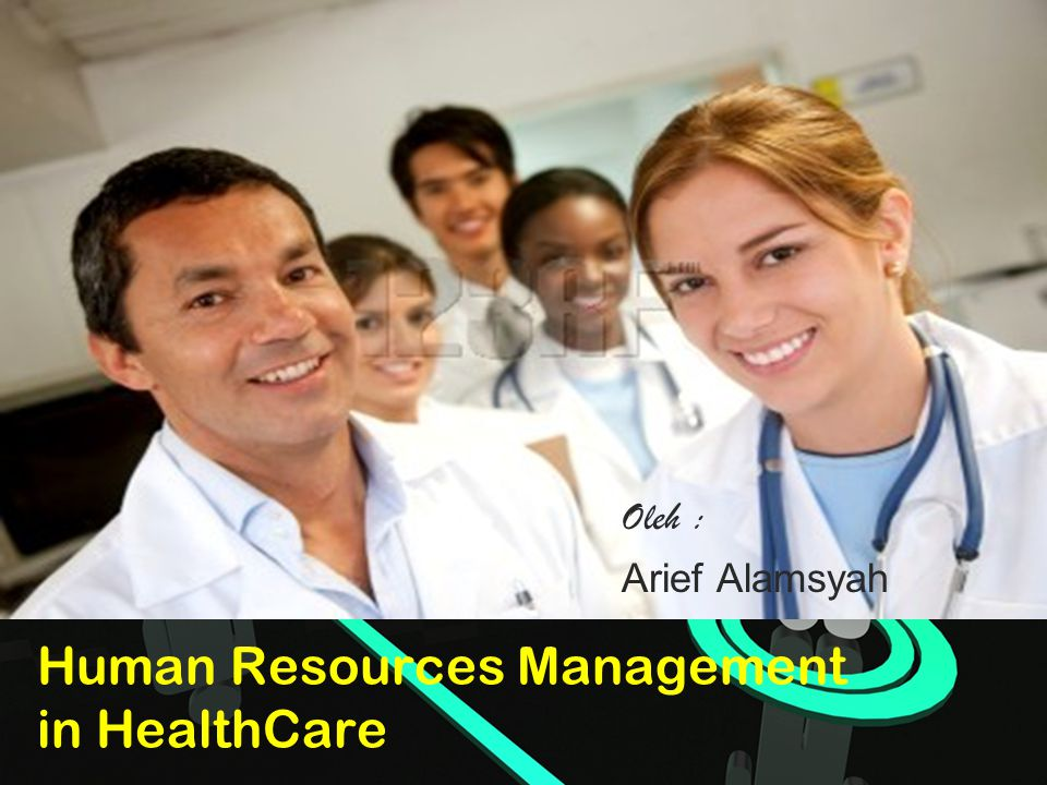 Human Resources Management in HealthCare