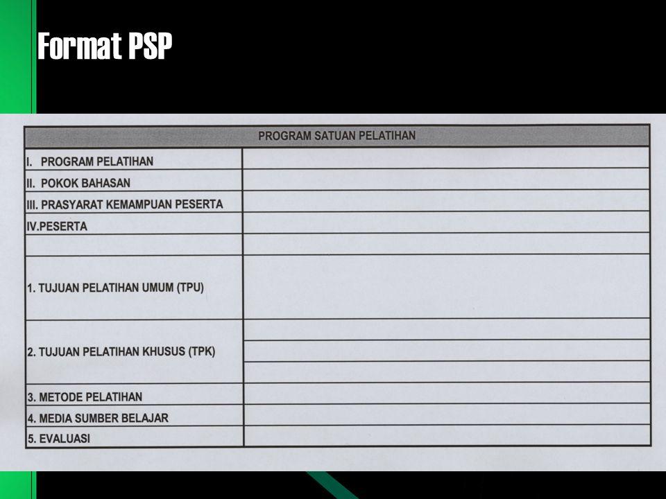 Format PSP