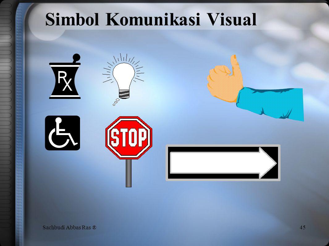 Simbol Komunikasi Visual