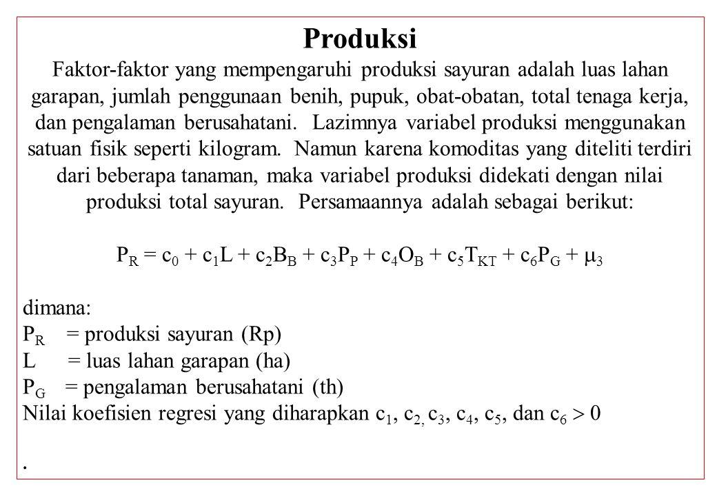 PR = c0 + c1L + c2BB + c3PP + c4OB + c5TKT + c6PG + 3