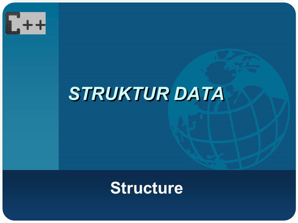 STRUKTUR DATA Structure