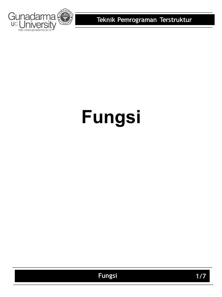 Fungsi Fungsi