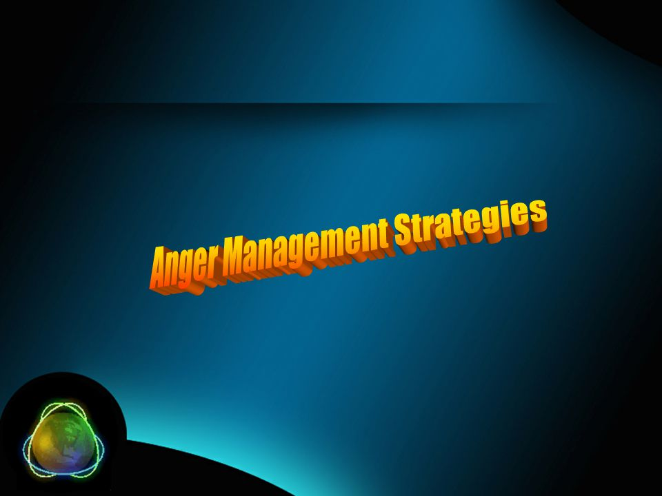 Anger Management Strategies