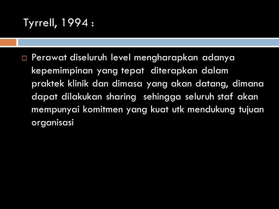 Tyrrell, 1994 :