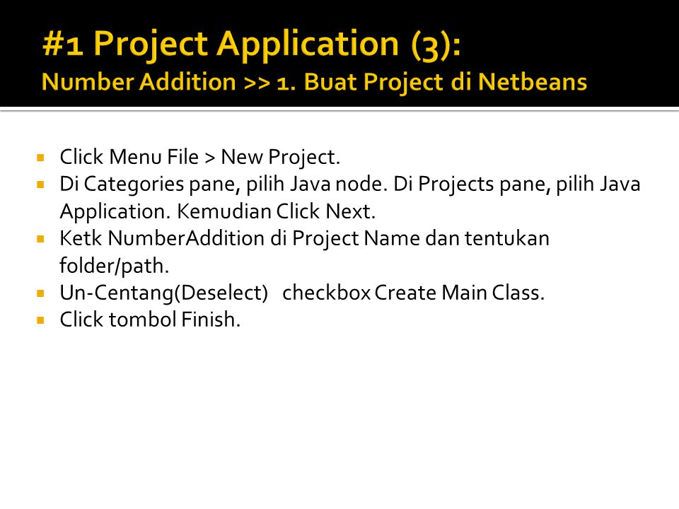 #1 Project Application (3): Number Addition >> 1