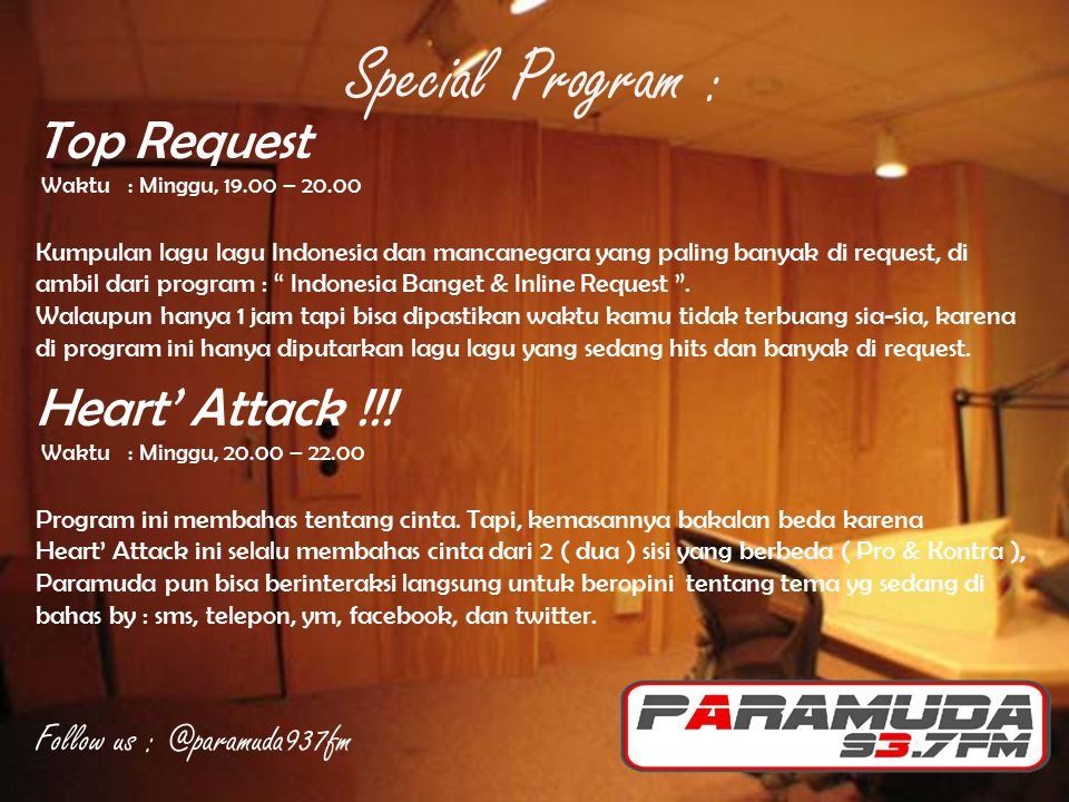 Special Program : Top Request Heart' Attack !!!