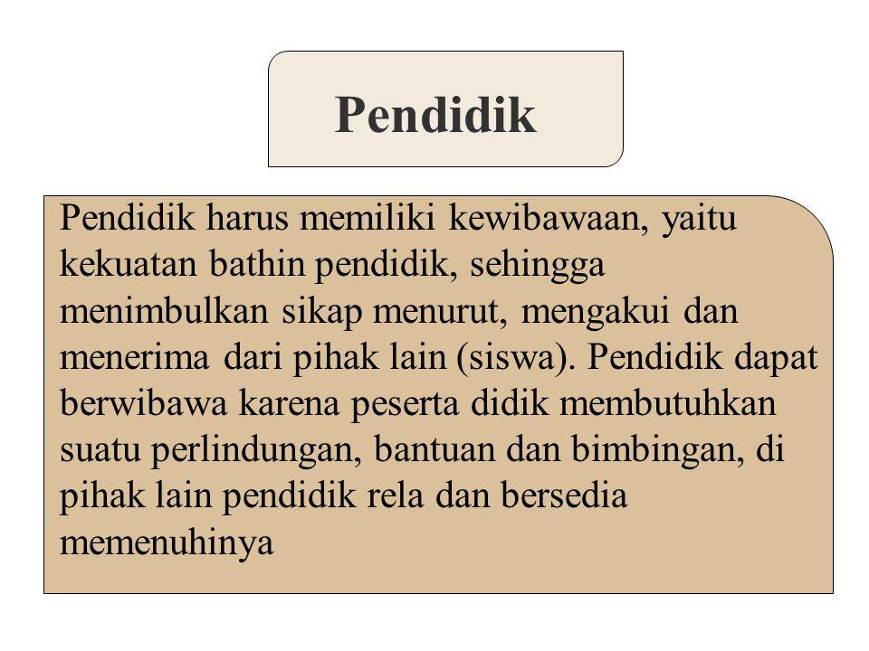 Pendidik