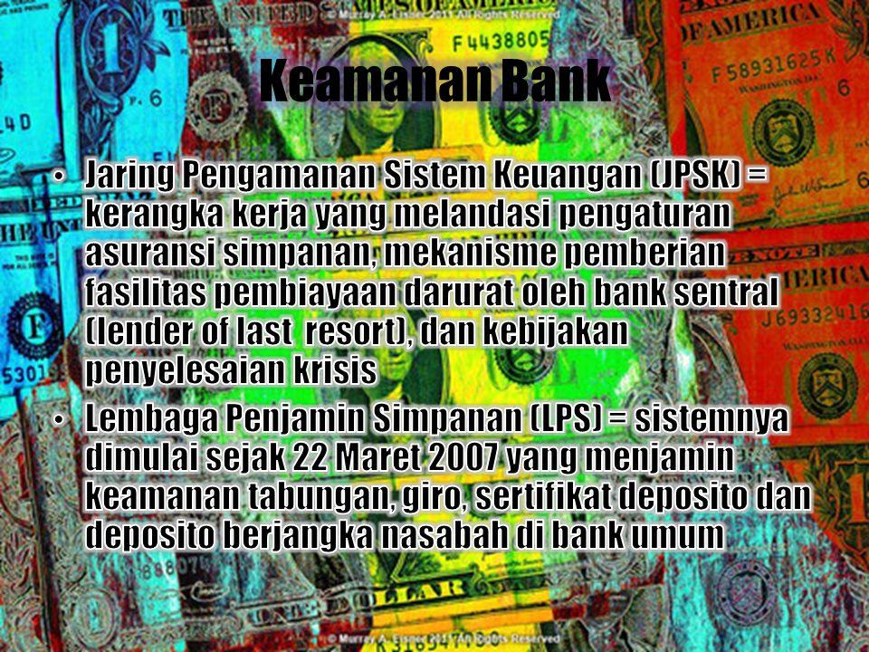 Keamanan Bank