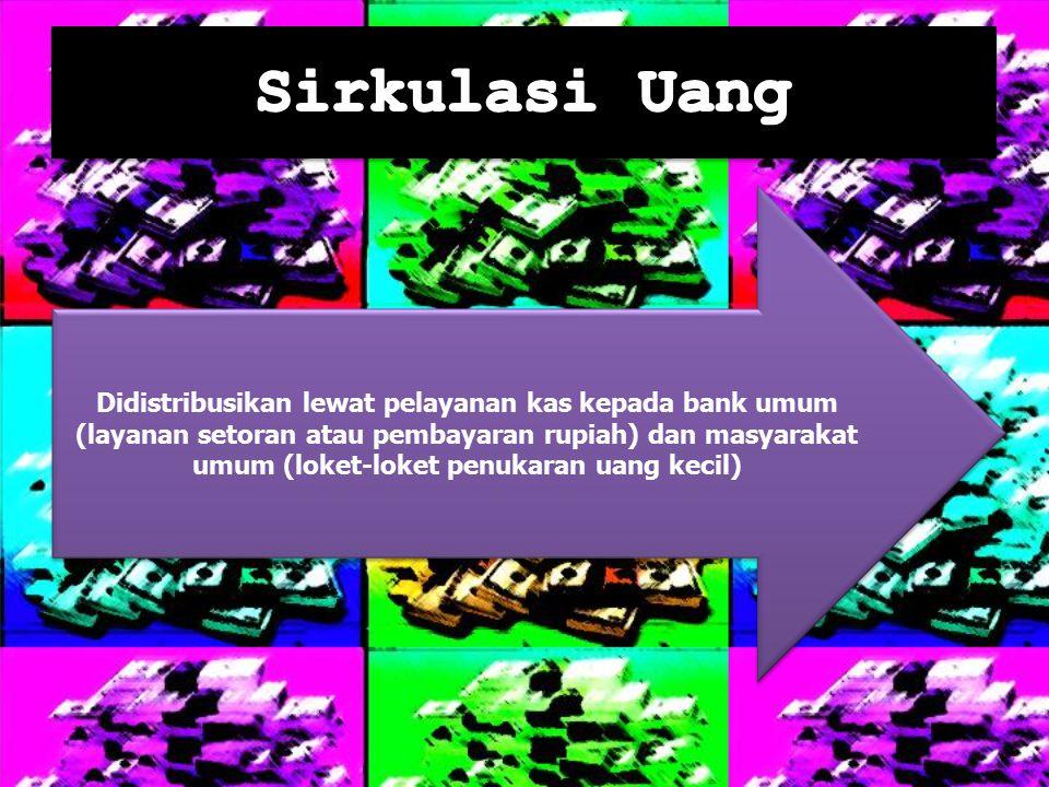 Sirkulasi Uang