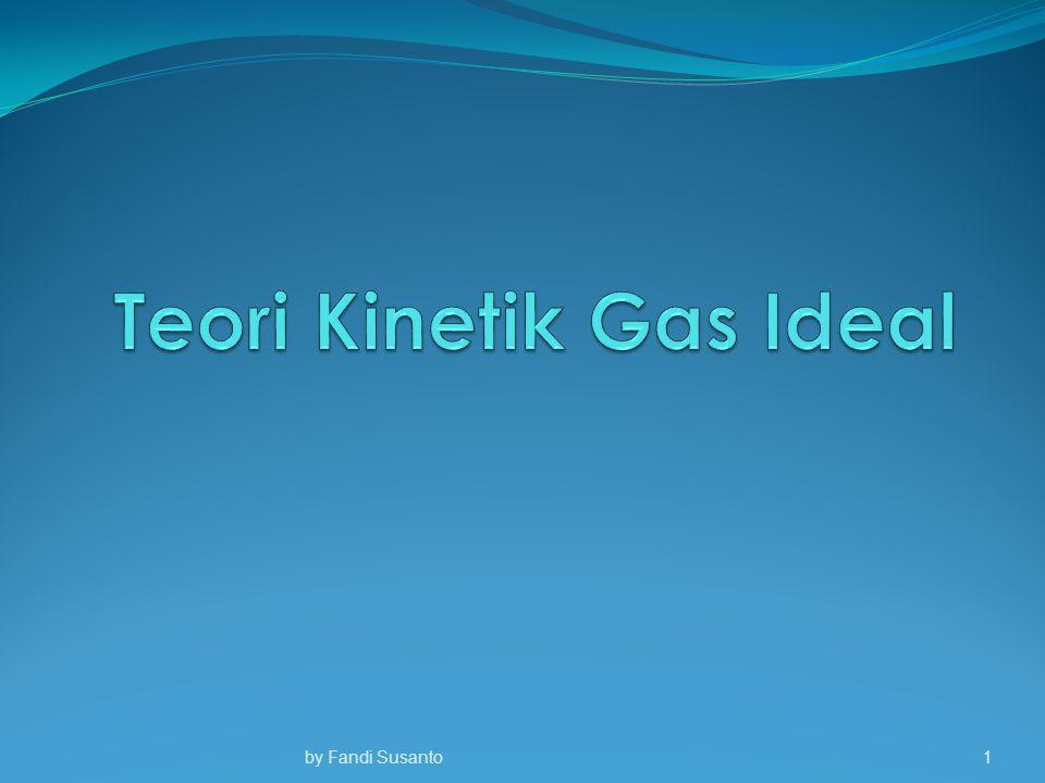 Teori Kinetik Gas Ideal