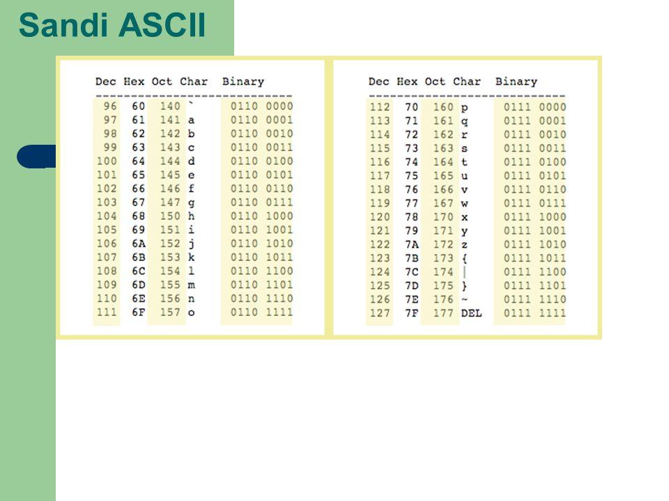 Sandi ASCII