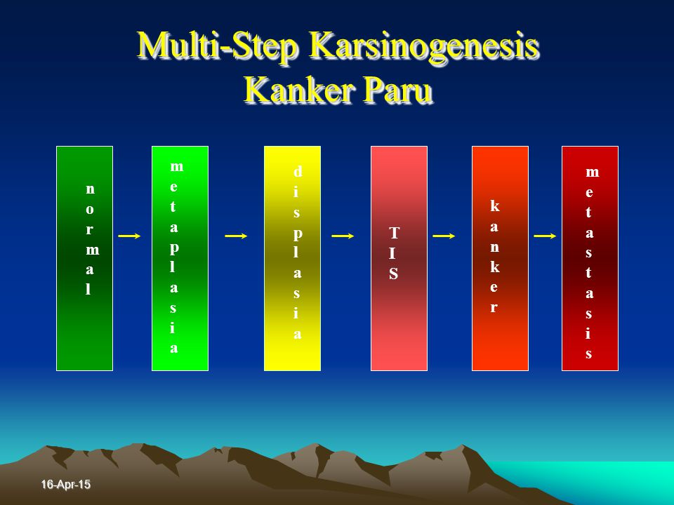 Multi-Step Karsinogenesis