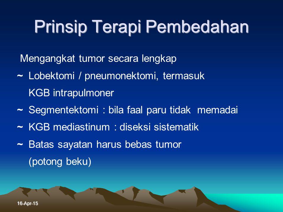 Prinsip Terapi Pembedahan