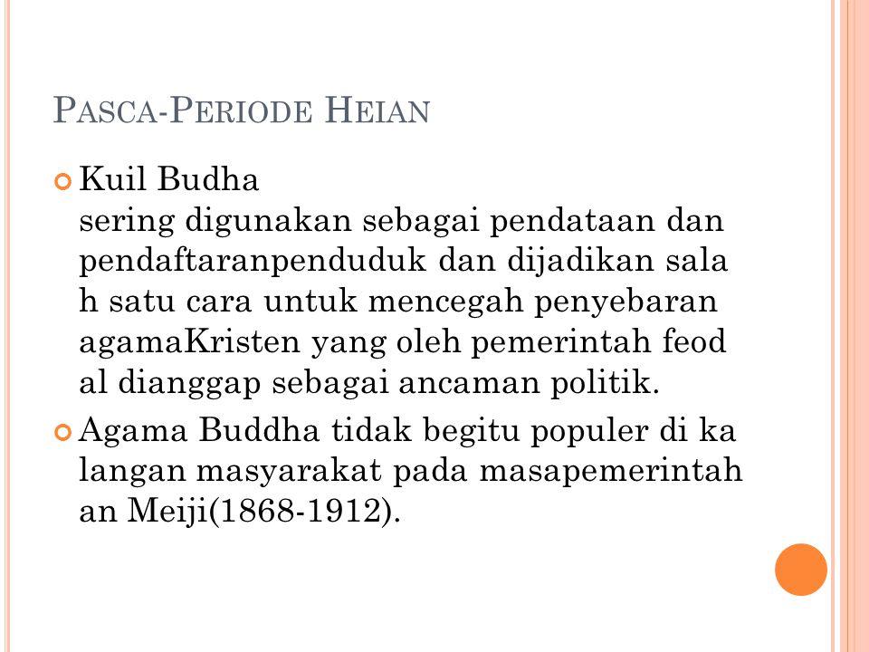 Pasca-Periode Heian