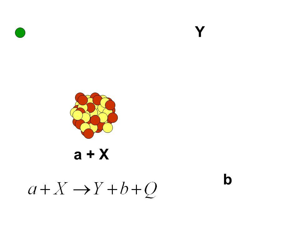 Y a + X b