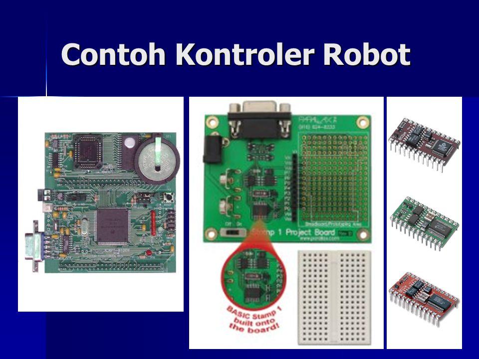 Contoh Kontroler Robot