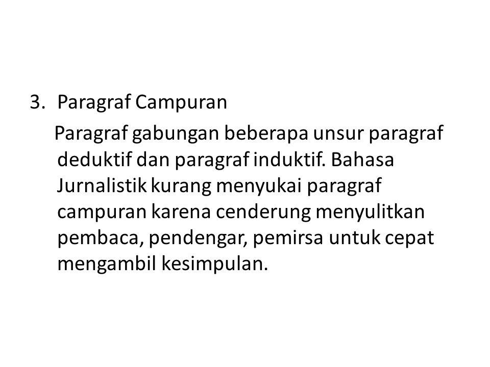 Paragraf Campuran