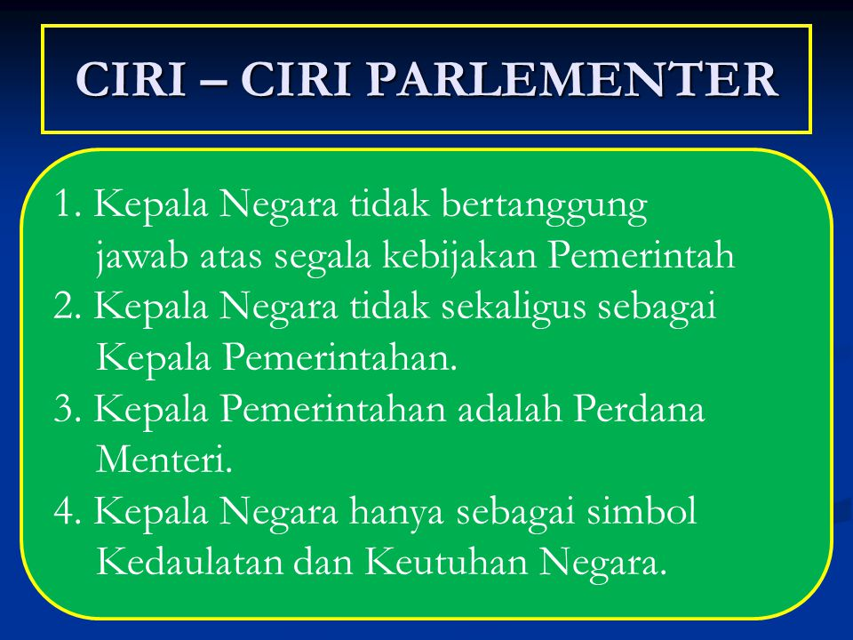 CIRI – CIRI PARLEMENTER