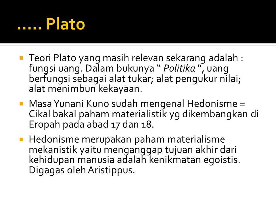 ..... Plato