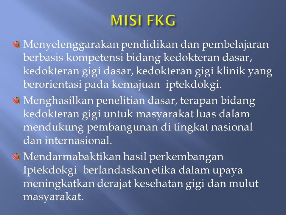 MISI FKG
