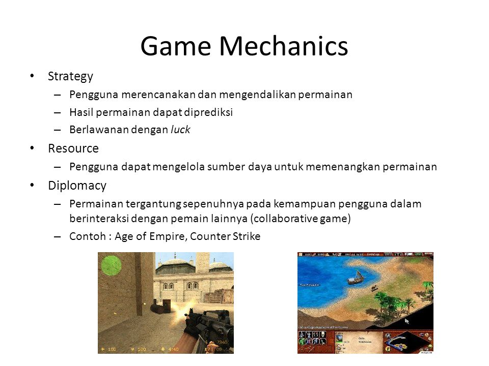 Game Mechanics Strategy Resource Diplomacy