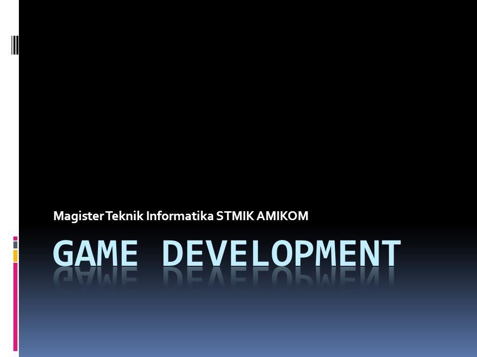 Magister Teknik Informatika STMIK AMIKOM