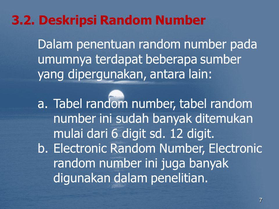 3.2. Deskripsi Random Number