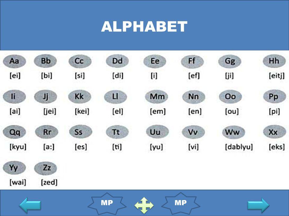 ALPHABET MP MP