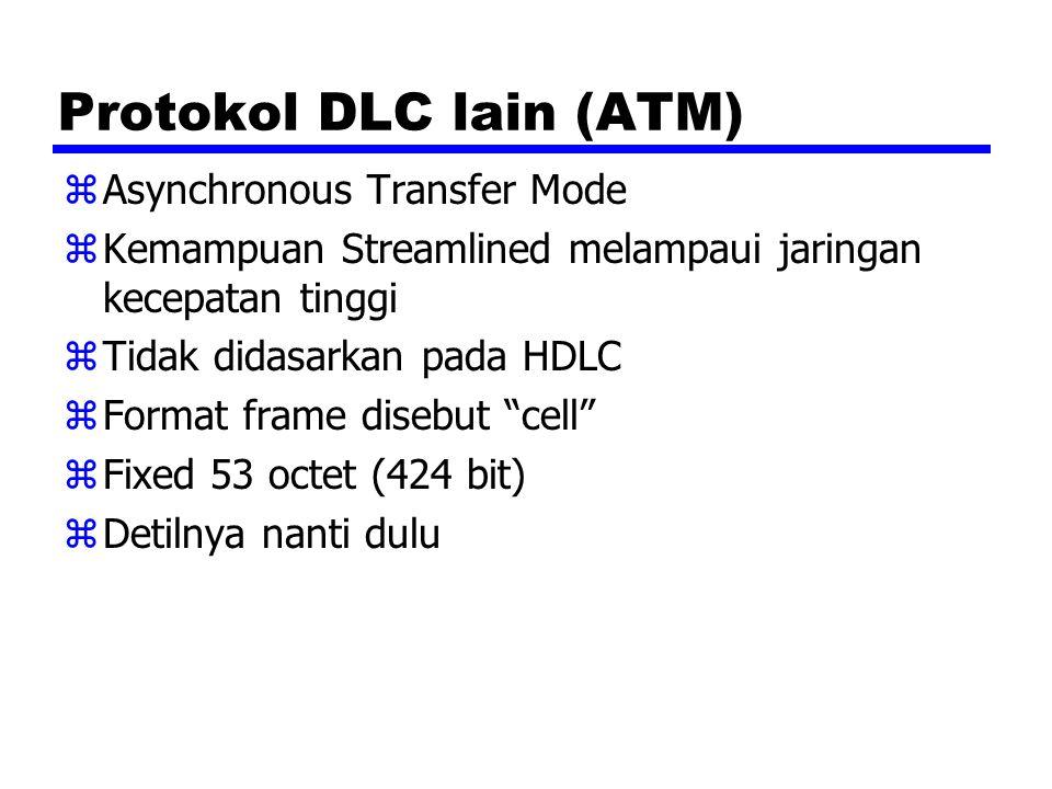 Protokol DLC lain (ATM)