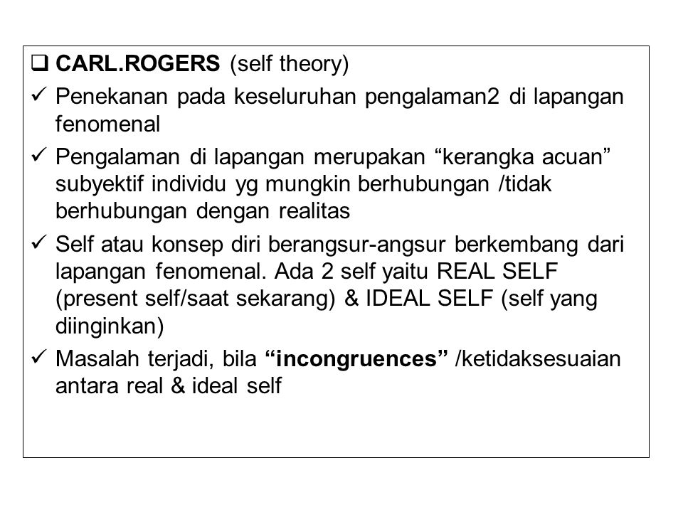 CARL.ROGERS (self theory)