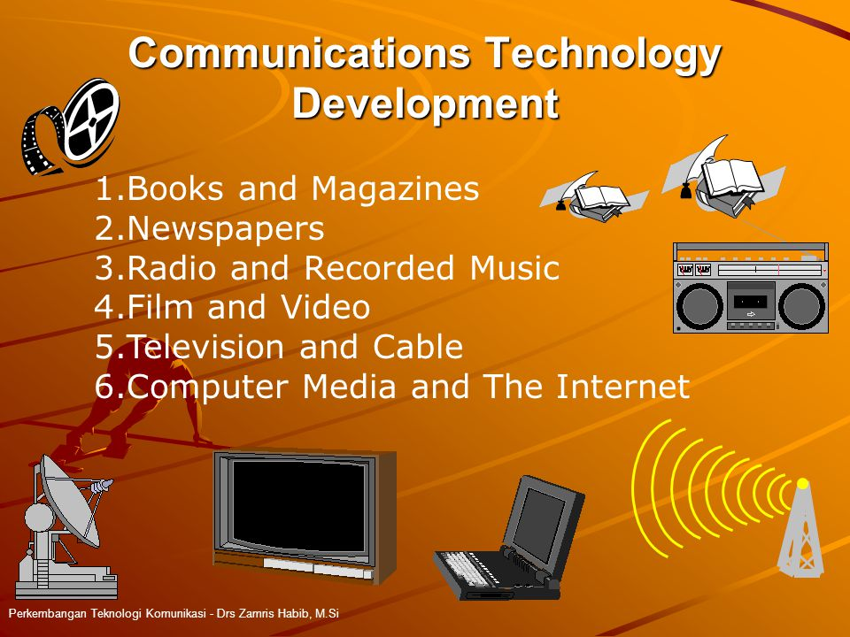 Communications Technology Development