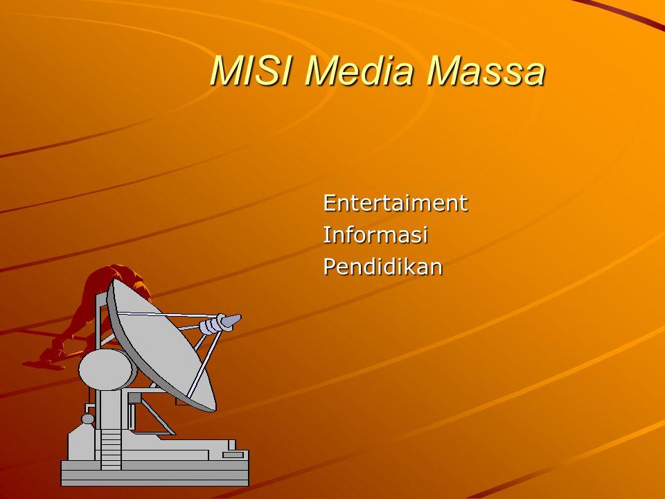 Entertaiment Informasi Pendidikan