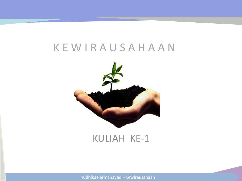 K E W I R A U S A H A A N KULIAH KE-1