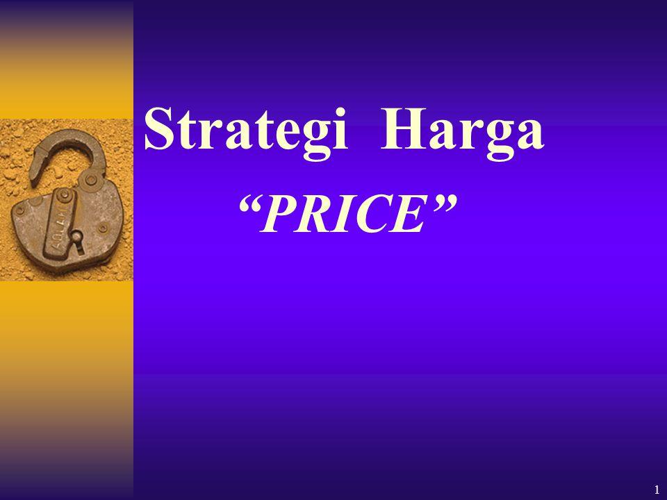 Strategi Harga PRICE