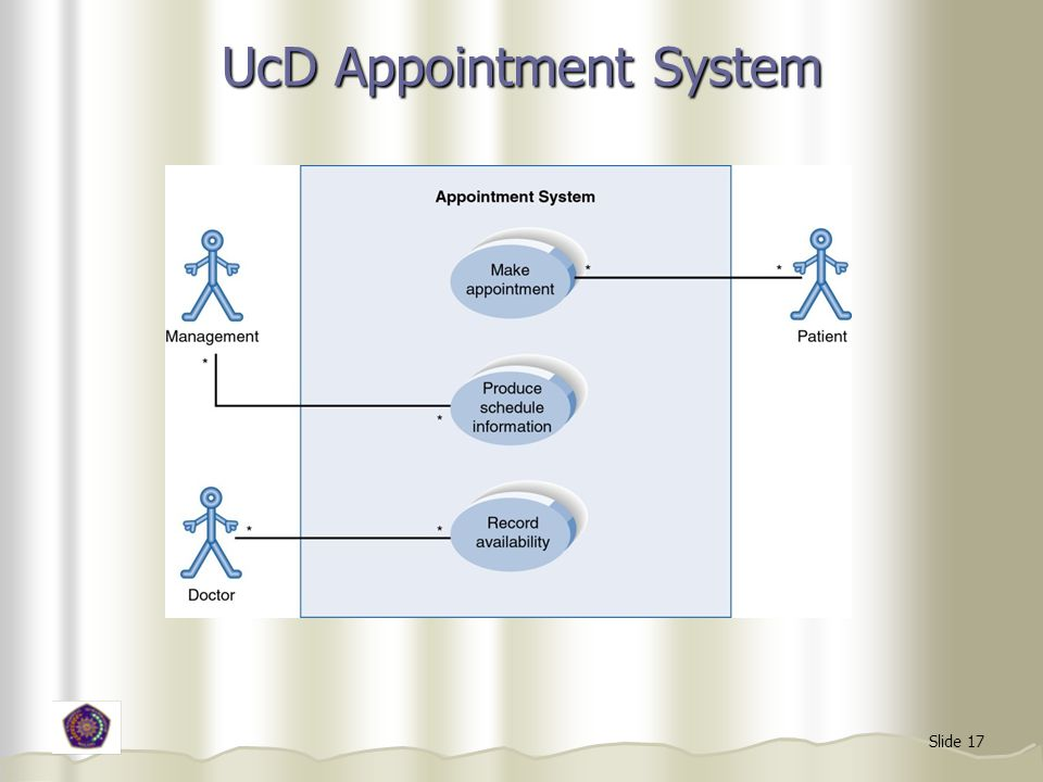 UcD Appointment System