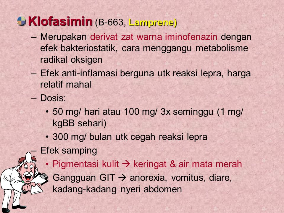 Klofasimin (B-663, Lamprene)